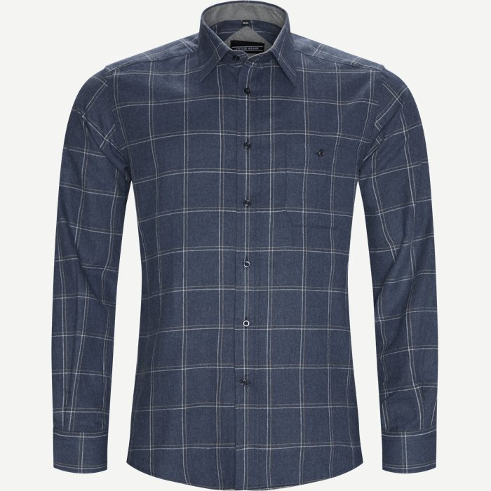 Hereford Skjorte - Skjorter - Regular - Denim